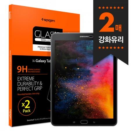 슈피겐 갤럭시탭S3 9.7 강화유리 글라스tR슬림 (2매)
